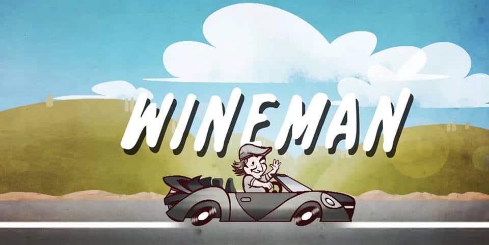 Wineman, buena televisión y cultura del vino