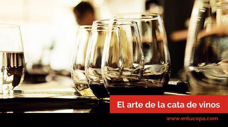 El arte de la cata de vinos