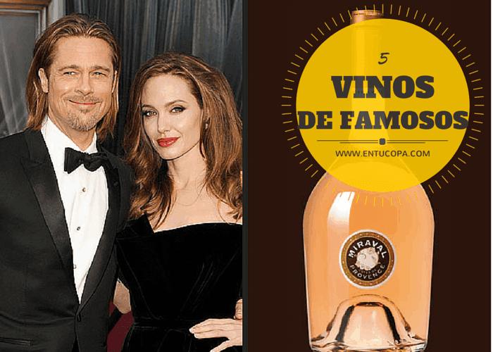 5 celebrities que están haciendo vinos interesantes