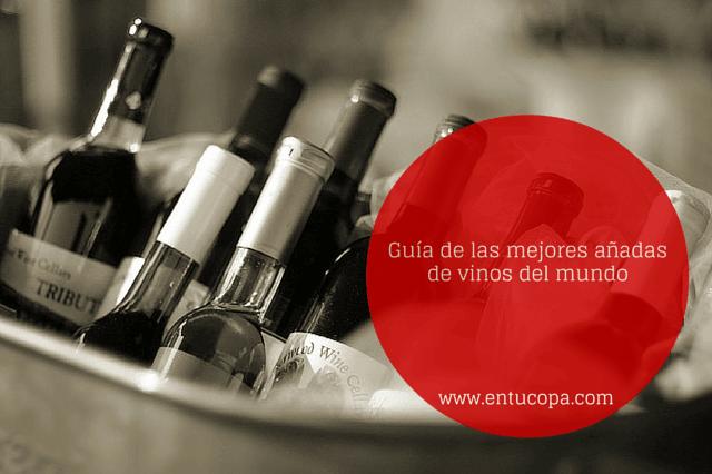Guía de las mejores añadas de vinos del mundo