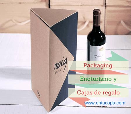 Packaging, Enoturismo y Cajas de regalo