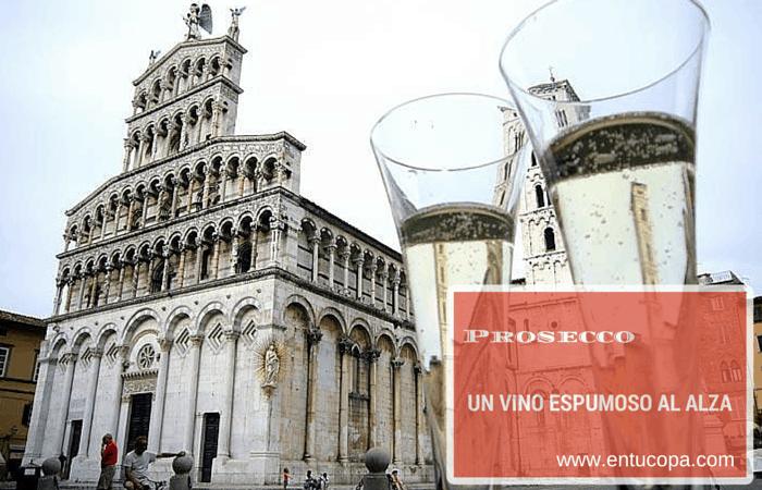 Prosecco, un vino espumoso italiano al alza
