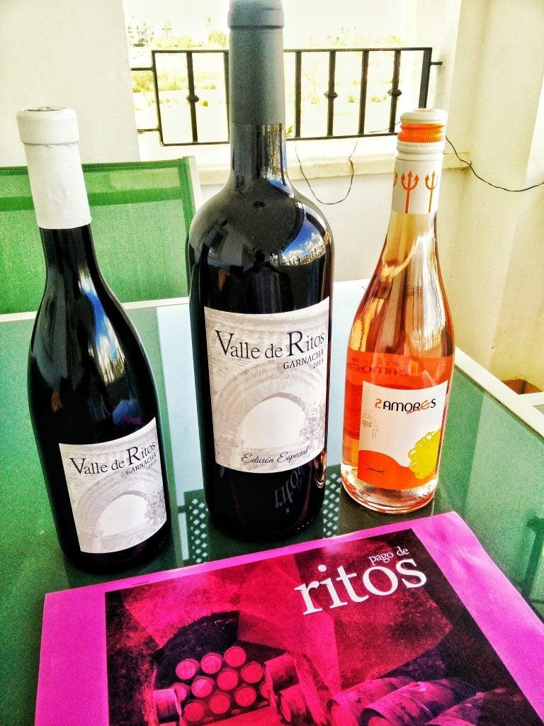 Pago de Ritos. Buenos vinos de Madrid
