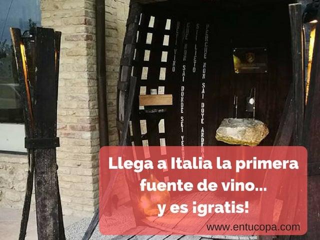 llega-a-italia-la-primerafuente-de-vino