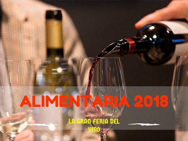 Alimentaria 2018, la gran feria del vino